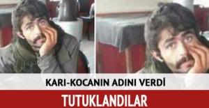 Giresun'da PKK'lılara yardım ettikleri öne sürülen çift tutuklandı