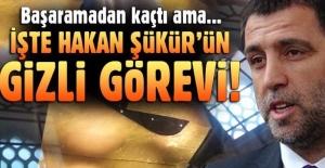 Hakan Şükür'le ilgili şok iddia! Yavuz Sultan Selim'in kaftanını ABD'ye götürecekti