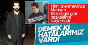 Kenan İmirzalıoğlu: Demek ki hatalarımız vardı