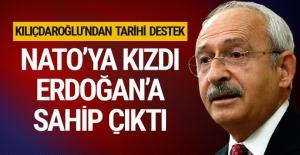 Kılıçdaroğlu'ndan NATO'daki skandala sert tepki!