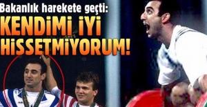 Leonidis'ten Naim Süleymanoğlu açıklaması: 'Kendimi iyi hissetmiyorum'