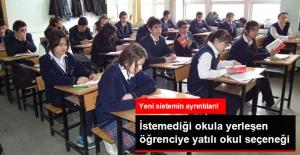 MEB Müsteşarı Liseye Geçiş Sistemini Anlattı: Pansiyonlu Okulları Kabul Edenlere 5+5 Tercih