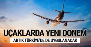 Meclis'te kabul edildi! Uçaklarda yeni dönem