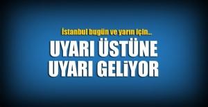 Meteoroloji'den flaş İstanbul uyarısı! 7-8 derece birden...