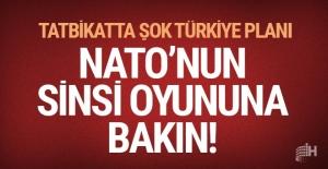NATO tatbikatından Türkiye'ye saldırı planı çıktı!