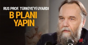 Putin#039;in beyni Rus Prof. Türkiye#039;yi...