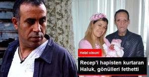 """Recep Sert'i Hapisten Kurtaran Haluk Levent Bir Kez Daha """"Helal Olsun"""" Dedirtti"""