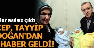 Recep, Tayyip, Erdoğan kardeşlerden iyi haber