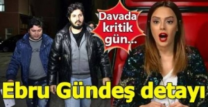 Reza Zarrab davasının jüri seçiminde Ebru Gündeş detayı