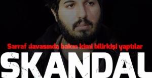 Rıza Sarraf davasında skandal! Bakın kimi bilirkişi yaptılar