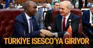 Türkiye 'ISESCO' üyesi oluyor...