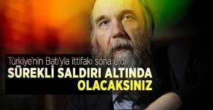 Türkiye'nin Batı'yla ittifakı sona erdi! Sürekli saldırı altında olacaksınız