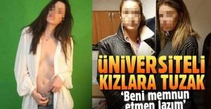 Üniversiteli kızlara tuzak iddiası! Taciz iddiasıyla şikayetçi oldular