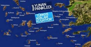 Yunanistan'ın tatbikat korkusu