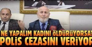 AK Partili Halil İbrahim Kaya'dan kadın cinayetleri çıkışı