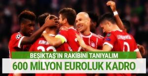 Beşiktaş'ın rakibi Bayern Münih'i tanıyalım!