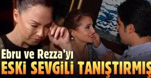 Ebru Gündeş ve Reza Zarrab'ı Günel tanıştırdı