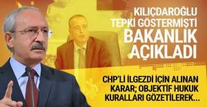 İçişleri Bakanlığı'ndan Battal İlgezdi açıklaması