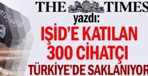 IŞİD'e katılan 300 cihatçı Türkiye'de saklanıyor