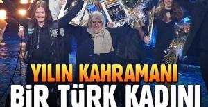 İsveç'te yılın kahramanı bir Türk