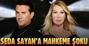 Seda Sayan'a mahkeme şoku: Yayına durdurma talebi