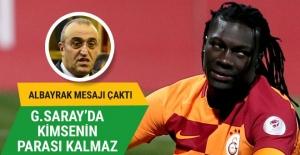 Abdurrahim Albayrak: Galatasaray'da kimsenin parası kalmaz!
