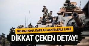 Afrin operasyonuna katılan askerlerle ilgili çarpıcı gerçek!