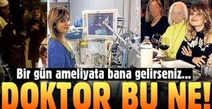 Antalya'da alkollü kadın doktordan polislere tehdit!