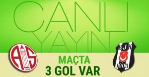 Antalyaspor Beşiktaş maçı
