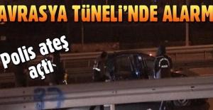 Avrasya Tüneli'nde şüpheli araç alarmı: 1 kişi öldü