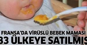 Bakterili bebek maması skandalı! 83 ülkeye satılmış