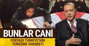Erdoğan#039;dan 2 kızını katleden...