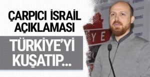 Erdoğan'dan çarpıcı İsrail açıklaması! Türkiye'yi kuşatıp...