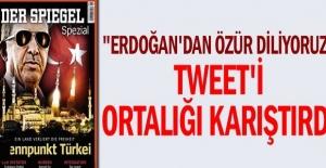 quot;Erdoğan#039;dan özür diliyoruzquot;...