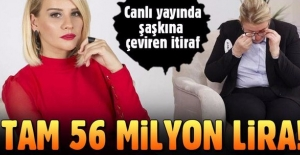 Eşi tarafından 56 milyon lira dolandırıldı