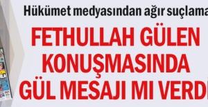 Fethullah Gülen konuşmasında Gül mesajı mı verdi