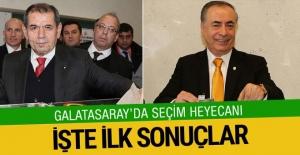 Galatasaray başkanını seçiyor! İşte oylamada son durum