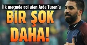 Galatasaray taraftarından Arda Turan'a yeni pankart