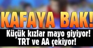 Kadın güreşi için olay sözler: TRT ve AA da takip ediyor, 'rezalet' sonlanmalı