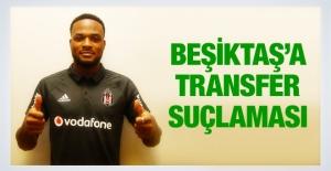 Larin'in eski kulübünden Beşiktaş'a suçlama