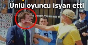 Murat Cemcir'in tokat isyanı!