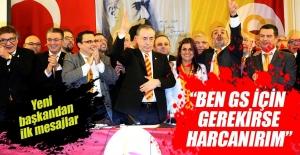Mustafa Cengiz: Ben Galatasaray için gerekirse harcanırım