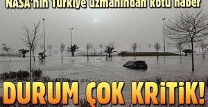 NASA uzmanı konuştu: Türkiye'ye az kar, çok yağmur yağacak