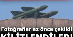 Son dakika: 40 kilometre menzilli Hawk füzeleri Afrin'e kilitlendi
