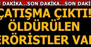 Son dakika...Şemdinli'de operasyon: 6 terörist öldürüldü
