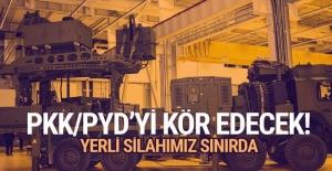 Terör örgütü PKK/PYD'nin 'KORAL' korkusu