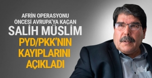 Terörist Salih Müslim ağlamaya başladı
