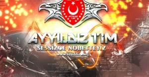 Türk hacker  Ayyıldız Tim  grubu İsraillin eski müsteşarı Twitter hesabını   hackledi...