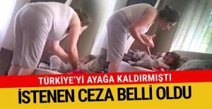 Türkiye'yi ayağa kaldırmıştı işte istenen ceza