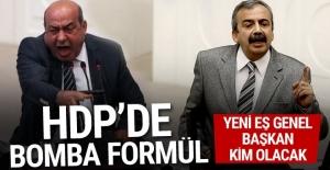 Yeni eş genel başkan kim olacak! HDP'de bomba formül